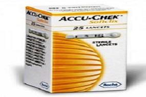 Accu Chek Active 50 Strip + 25 Lancets