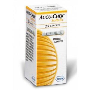 Accu Chek Lancet 100 Pcs Pack