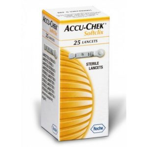 Accu Chck Lancet 25 pcs buy online discount price