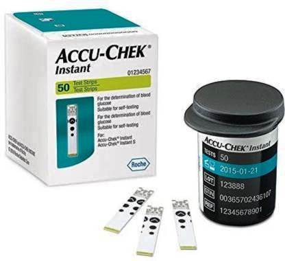Accu Instant Strip 50 pcs online