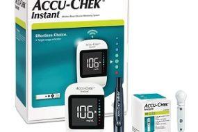Accu-chek Instant Glucometer