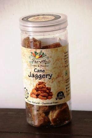 Cane Jaggery