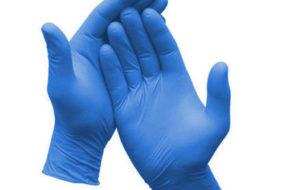 Nitrile Gloves 50 Pcs