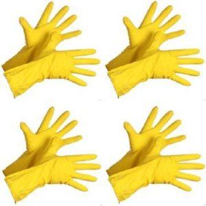 Kitchen Gloves 4 Pair