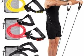 Fitness Tube Adjustable Heavy