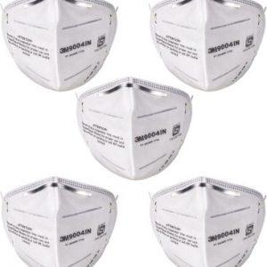 3M Face Mask Set of 5