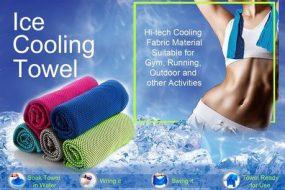Gym Cooling Towel