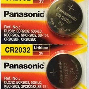 Panasonic CR2032 Batteries
