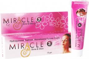 Miracle Shine and Glow Cream