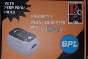 BPL Oximeter