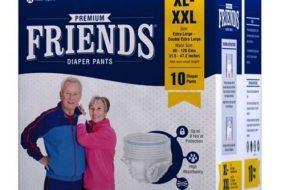 Friends Adult Diaper Xl – XXL Pack Of 30 pcs