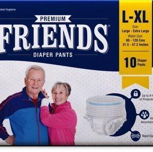 Friends Adult Diaper Large – XL