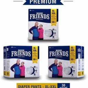 Friends Adult Diaper Xl – XXL