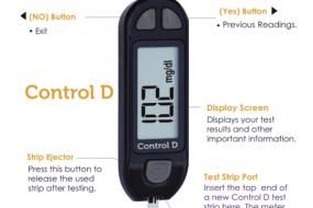 Control D Lancets