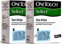 One Touch select simple 100 strip