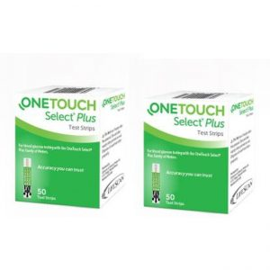 One Touch select plus test strips 100