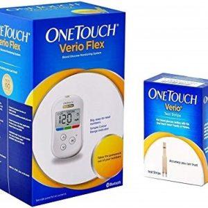 One-touch verio flex meter