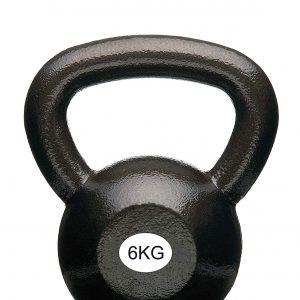Cast Iron Kettlebell 6Kg