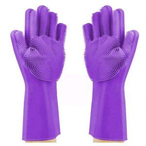 Hand gloves for kitchen