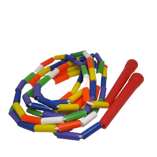 Fitcozi beaded jump rope multi color