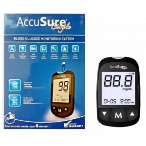 AccuSure Simple Glucometer
