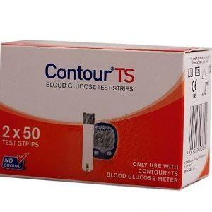 Contour TS Strips 100