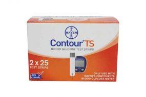 Contour TS Strips 50