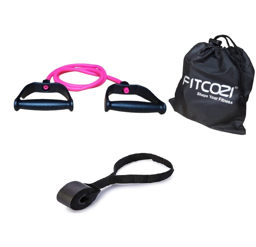 Resistance Band Door Anchor system