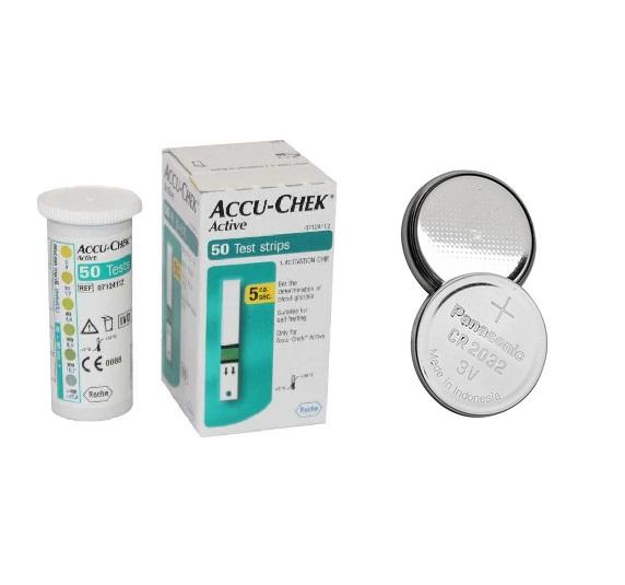 accu chek active 50 strips buy online