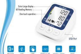 AccuSure AS Blood Pressure Monitoring System